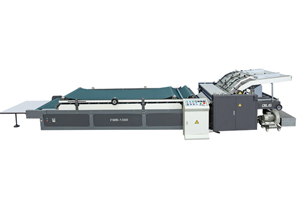 FMB Semi-automatic Flute Laminating Machine (Single Labor)