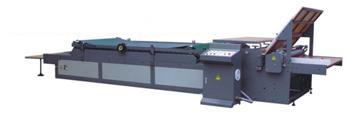 FMS Manual Flute Laminating Machine (Double Labors)