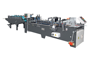 ZH-BT580A/B Side Gluing Automatic Folder Gluer